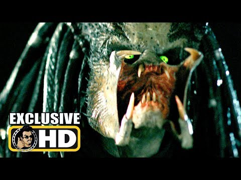 THE PREDATOR Exclusive Red Band TV Spot Trailer (2018) Sci-Fi Horror