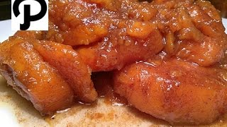 How To Make Candied Sweet Potatoes: World's Best Candied Yams Recipe