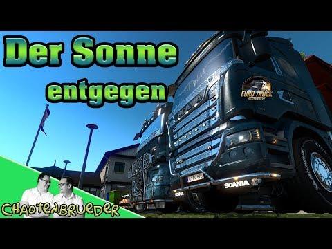 Euro Truck Simulator 2 Was soll schon passieren [720p 60fps]🕹🖥