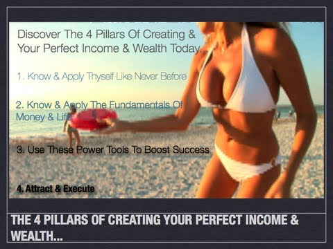 Create Your Perfect Average Income and Wealth
