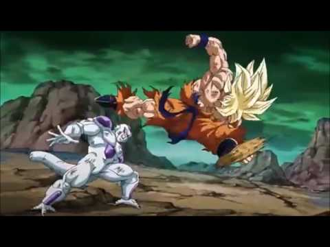 Goku VS  Frieza AMV Evanescence Bring Me To Life