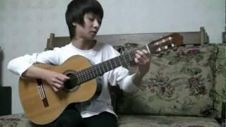 (Antonio Banderas) Cancion Del Mariachi - Sungha Jung + Tab