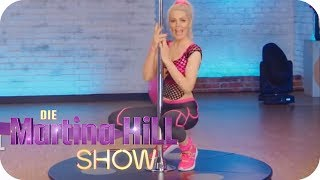 Poledance mit Jamie Powers