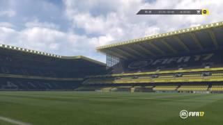 Поиск соперников в сезонах  FIFA 17.  PS4 плохой коннект