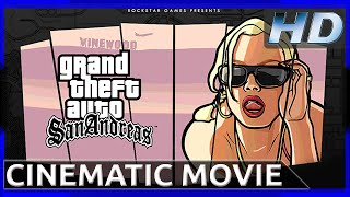 Grand Theft Auto: San Andreas - 10 Year Anniversary - Cinematic Movie (HD)