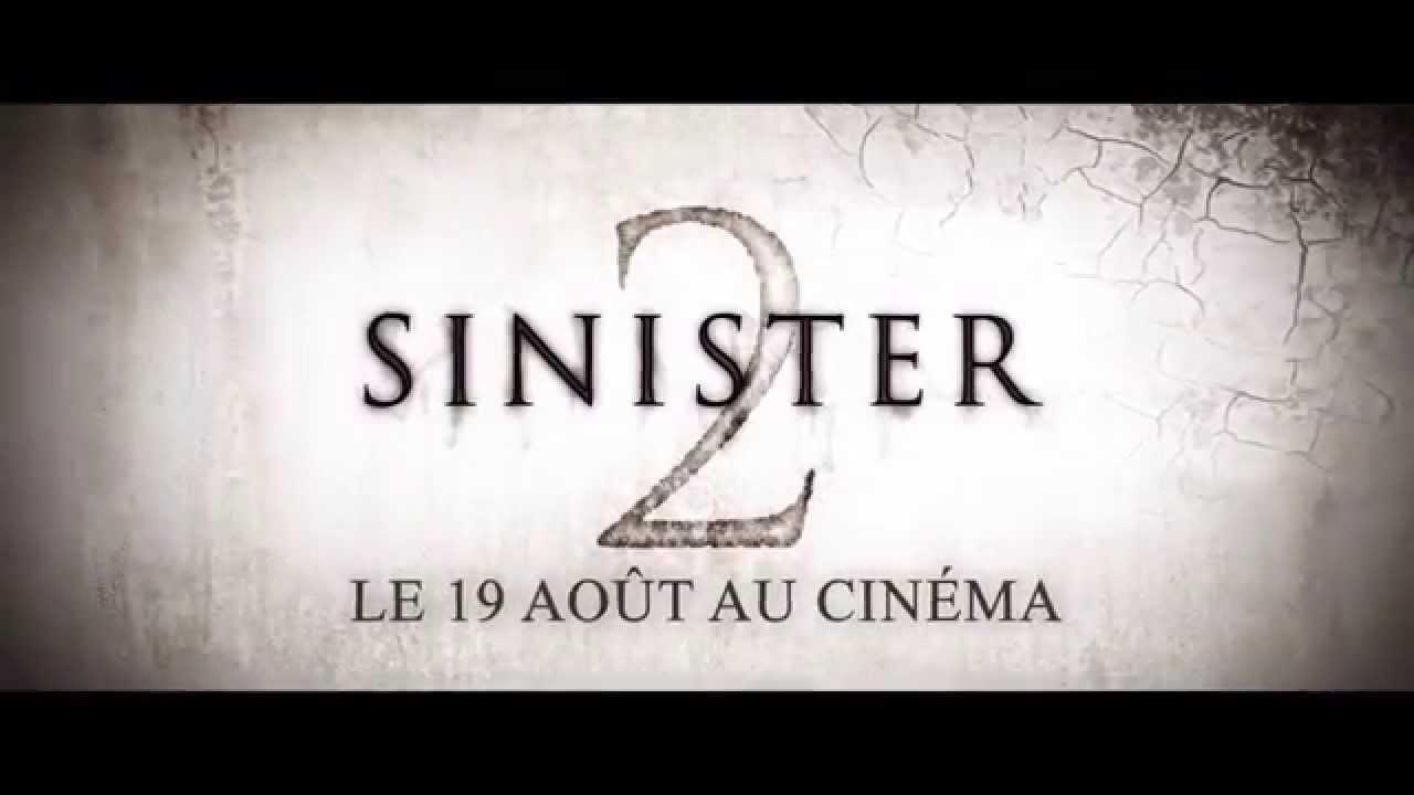 SINISTER 2 - Teaser VF