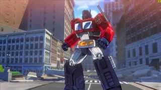 Transformers Devastation HD 1080p Pc Gameplay (Windows 10) Max Settings