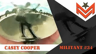 vuclip Official Mini Logo MILITANT #34 - Casey Cooper