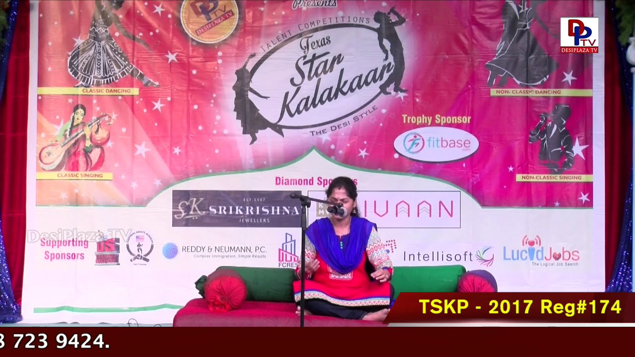 Finals Performance - Reg# TSK2017P174 - Texas Star Kalakaar 2017