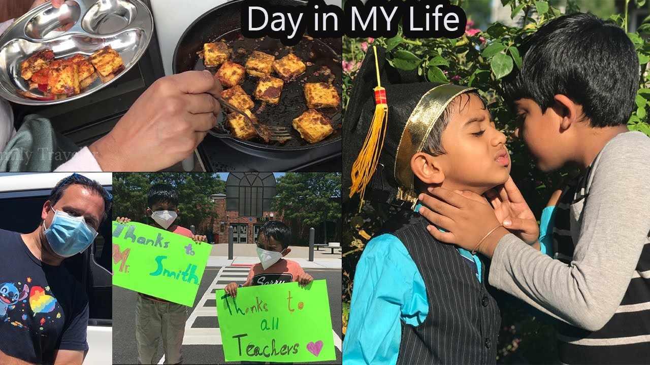 Day in my life from morning to night routine in lockdown | Family Traveler VLOGS (2020) | USA Tamil