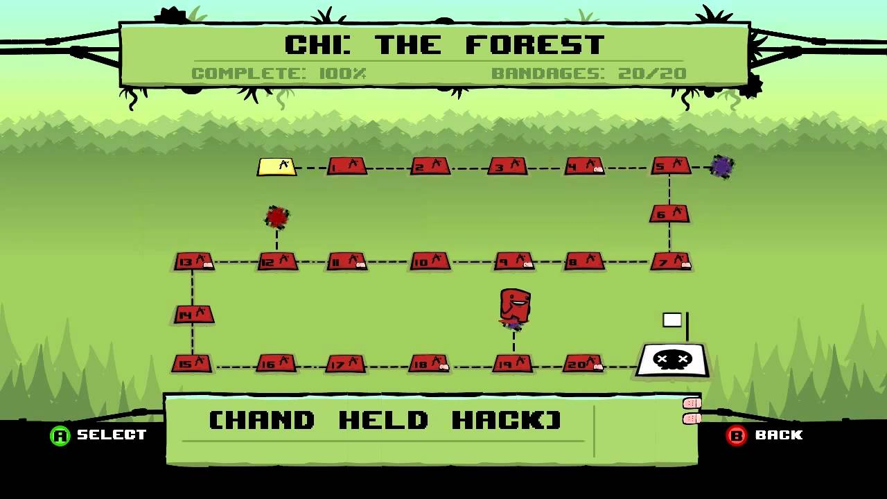 play super meat boy