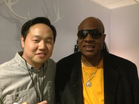 Kero One performs live for Stevie Wonder at Microsoft Theater w suhn