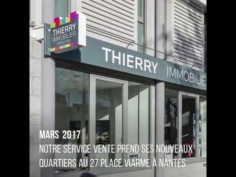 Rétrospective 2017 Thierry Immobilier Ouverture agences de proximité ...