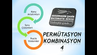PERMÜTASYON KOMBİNASYON 4