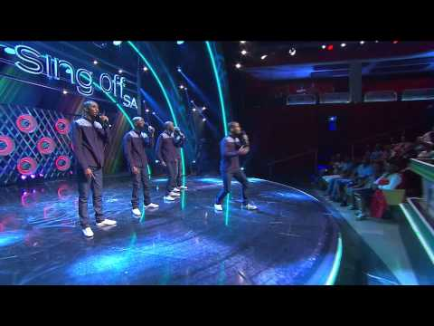 Sing-off Sa  Episode 6 Sing Off Perfomance The Legacy