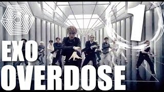 EXO   Overdose | Step By Step Tutorial Ep 1