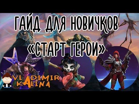 видео: heroes of the storm - Гайд для новичков