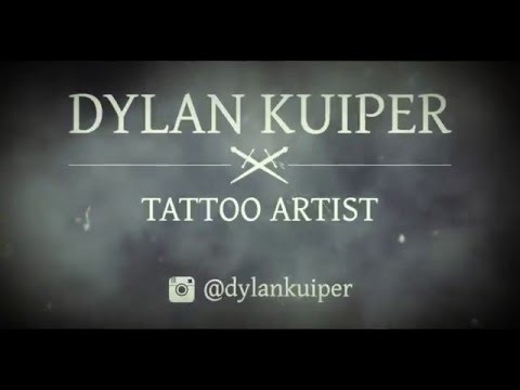 Melbourne Tattoo Artist Dylan Kuiper Short From Australia