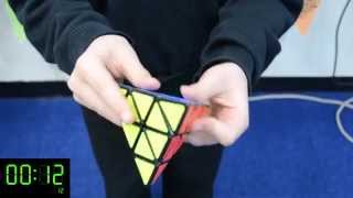the 5r challenge rubik s cube and pyraminx triangle amazing speed