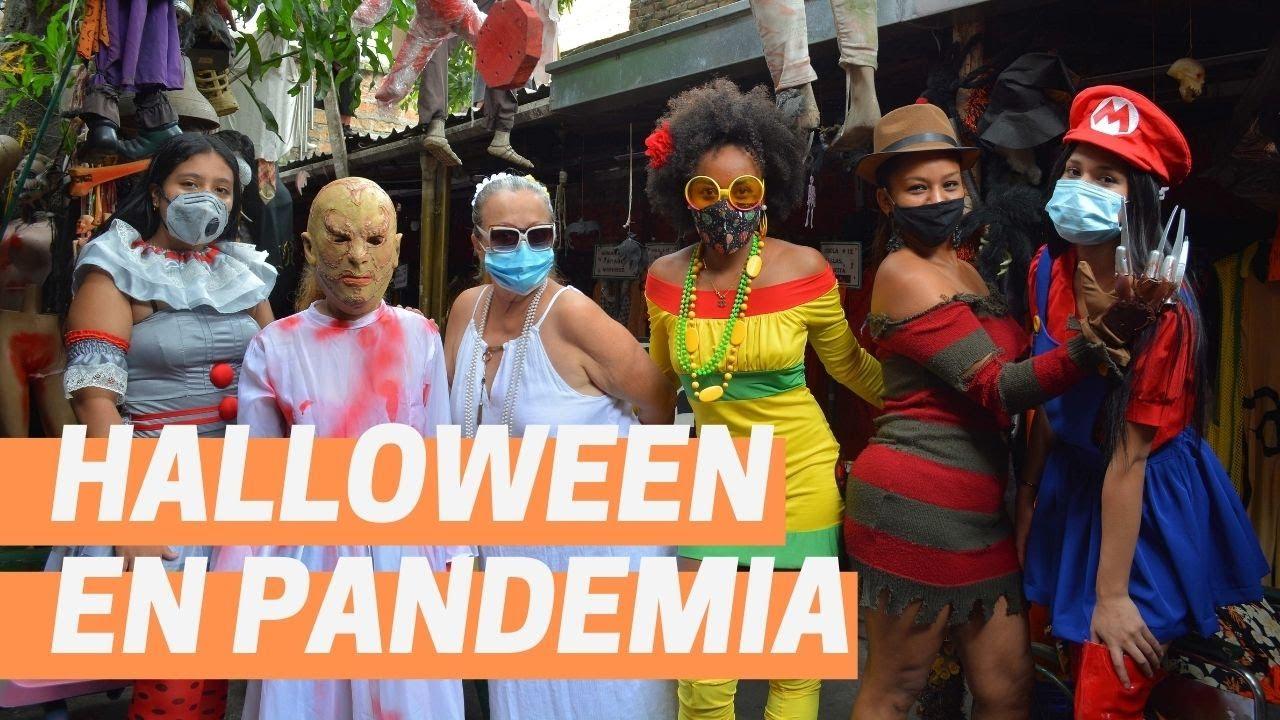 Se celebrará el Halloween en Cali en plena pandemia? - YouTube