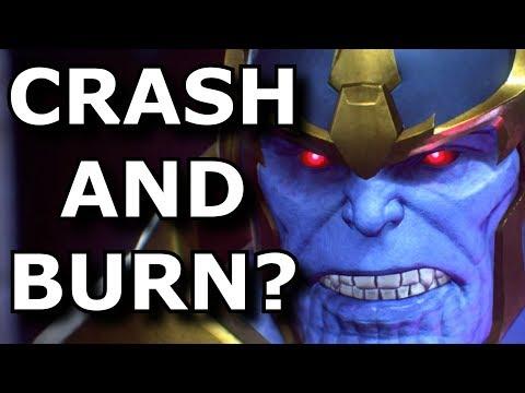 I'm MAD That Marvel Vs Capcom Is Already DEAD! - Angry Rant