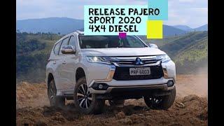 Release Pajero Sport 2020 4x4 Diesel