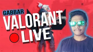 Valorant live stream inḋia | competitive ranked [ killjoy agent is coming ]