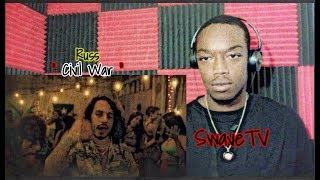"""Russ """" Civil War """" (Official Video) Reaction / Review!!!!"""