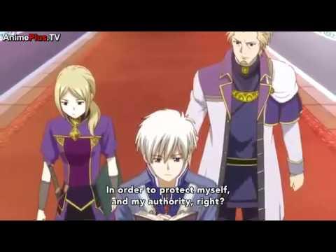 Akagami no Shirayuki hime Episode 3