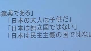 1/4 新産業:大麻プロジェクト:講演『日本人が大人になる時』武田邦彦 教授