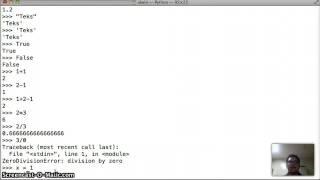 Tutorial Dasar Pengenalan Bahasa Python 3 (Bagian 1)