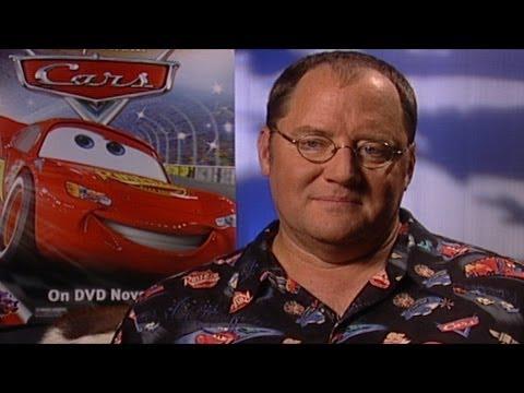 'Cars' Dvd Release - John Lasseter Interview