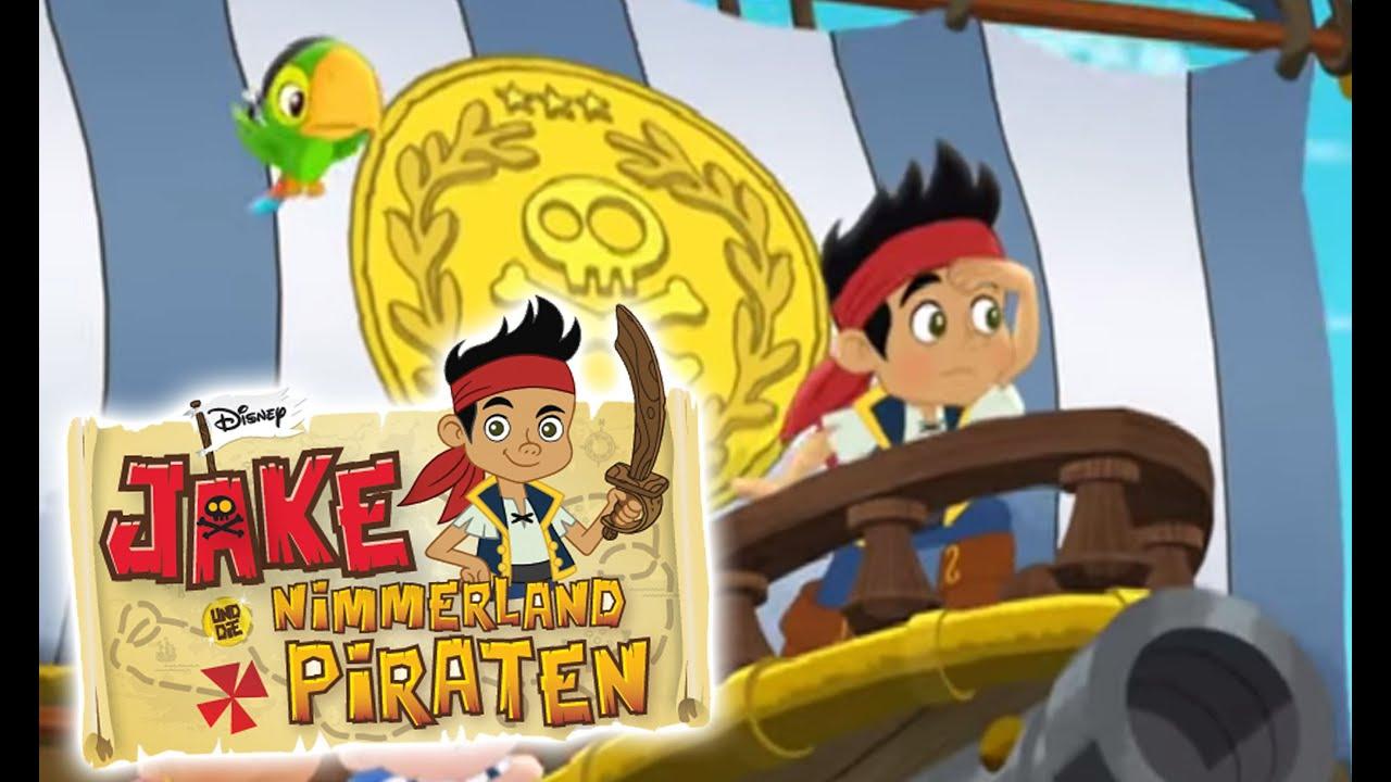 jake und die nimmerland piraten nehmen euch mit an bord