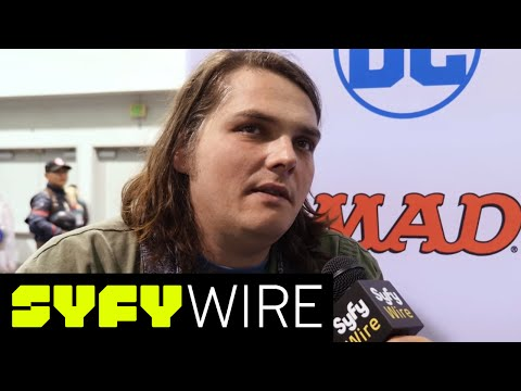 Young Animal Interview: Gerard Way and DC Comics (WonderCon 2017) | Syfy Wire