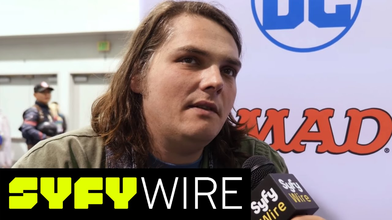 Young Animal Interview: Gerard Way and DC Comics ...