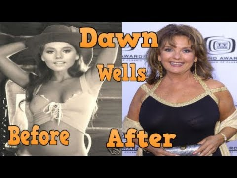 Dawn Wells ♕ Transformation From 20 To 80 Years OLD