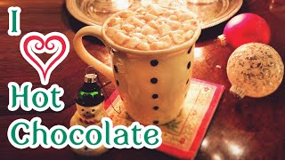 In Love With Vegan Hot Chocolate Thumbnail