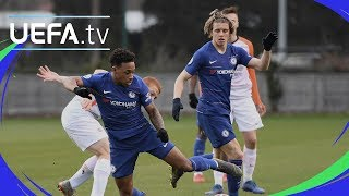 Highlights: See how Chelsea reached the last-eight