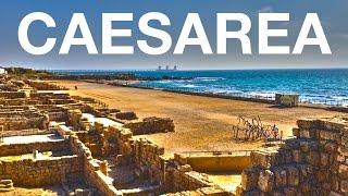 Caesarea Maritima, Where Apostle Paul Was Imprisoned