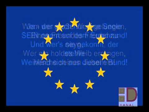 Europahymne/Ode An die Freude