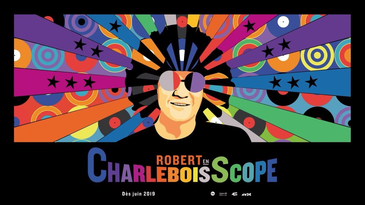 video: ROBERT EN CHARLEBOISSCOPE