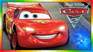 Cars 2 - FRANÇAIS - Quatre Roues 2 - Les Bagnoles 2 - McQueen - McMissile - the cars part 2 (Game)