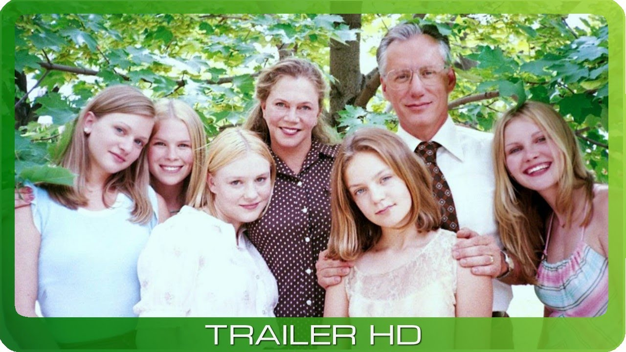 The Virgin Suicides ≣ 1999 ≣ Trailer ≣ German | Deutsch