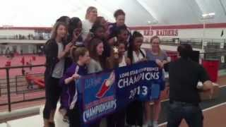 Abilene Christian wins Lone Star Conference Women