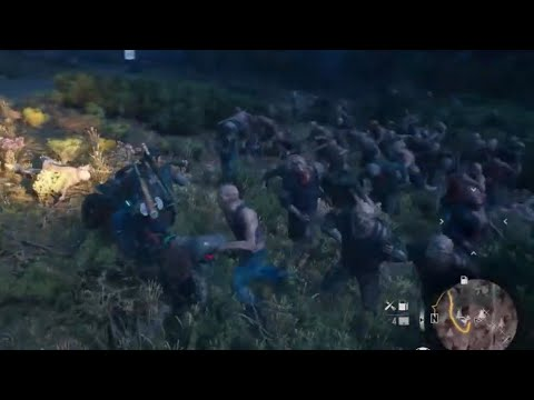 DAYS GONE Let's Wipe Out a Camp |