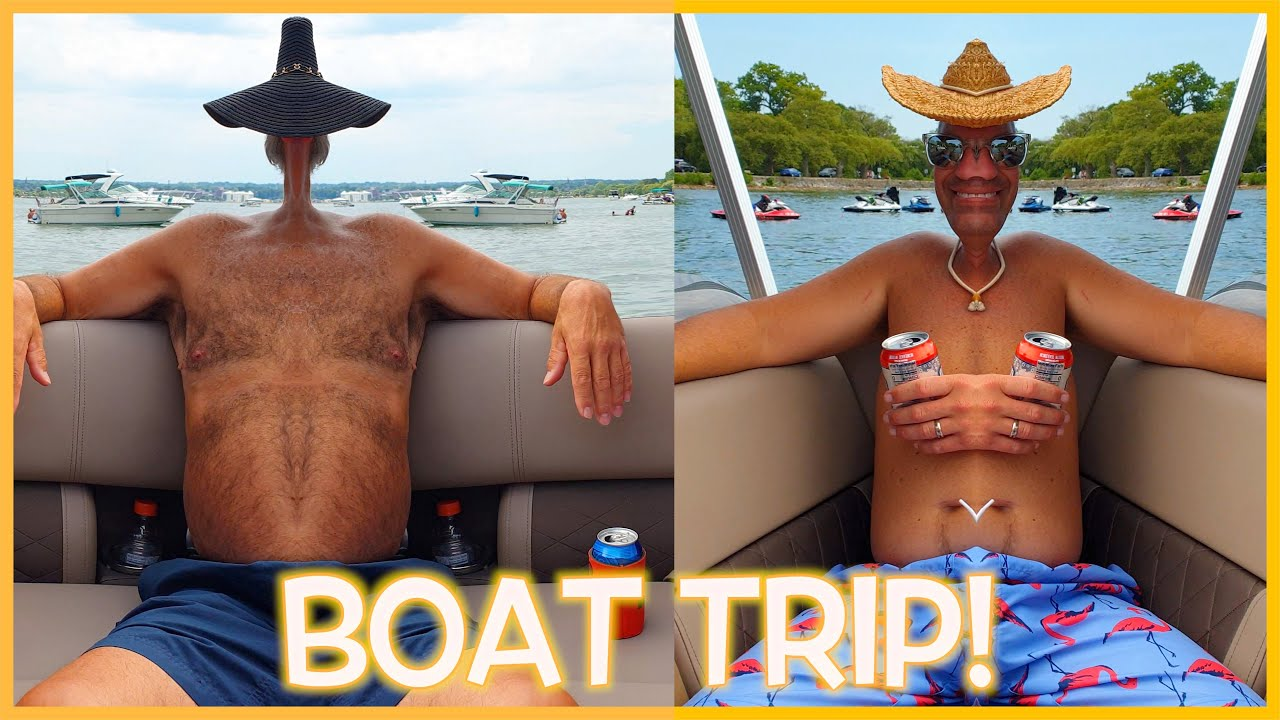 BOAT TRIP! on Seneca Lake in the heart of the Finger Lakes, Central NY