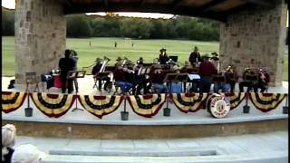 "On The Warpath (Karl L. King) - Frontier Brigade Band Presents ""Buffalo Bill"