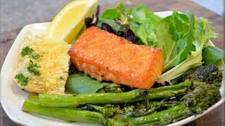 Honey Soy Glazed Salmon Marinade (simple Healthy Dinner Idea) - Cookwithapril