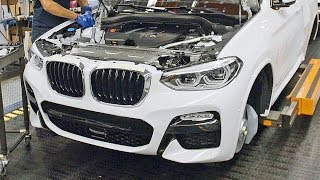 BMW X4 2019 PRODUCTION смотреть