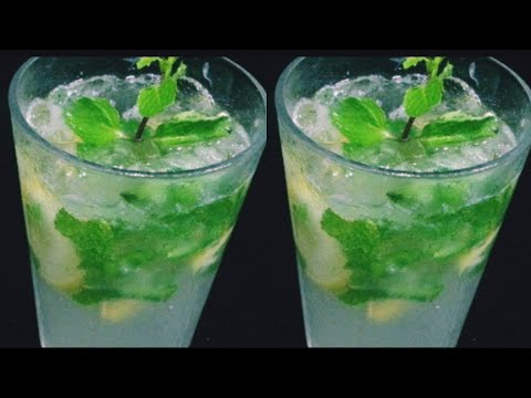 Mocktail- Lemon Mojito